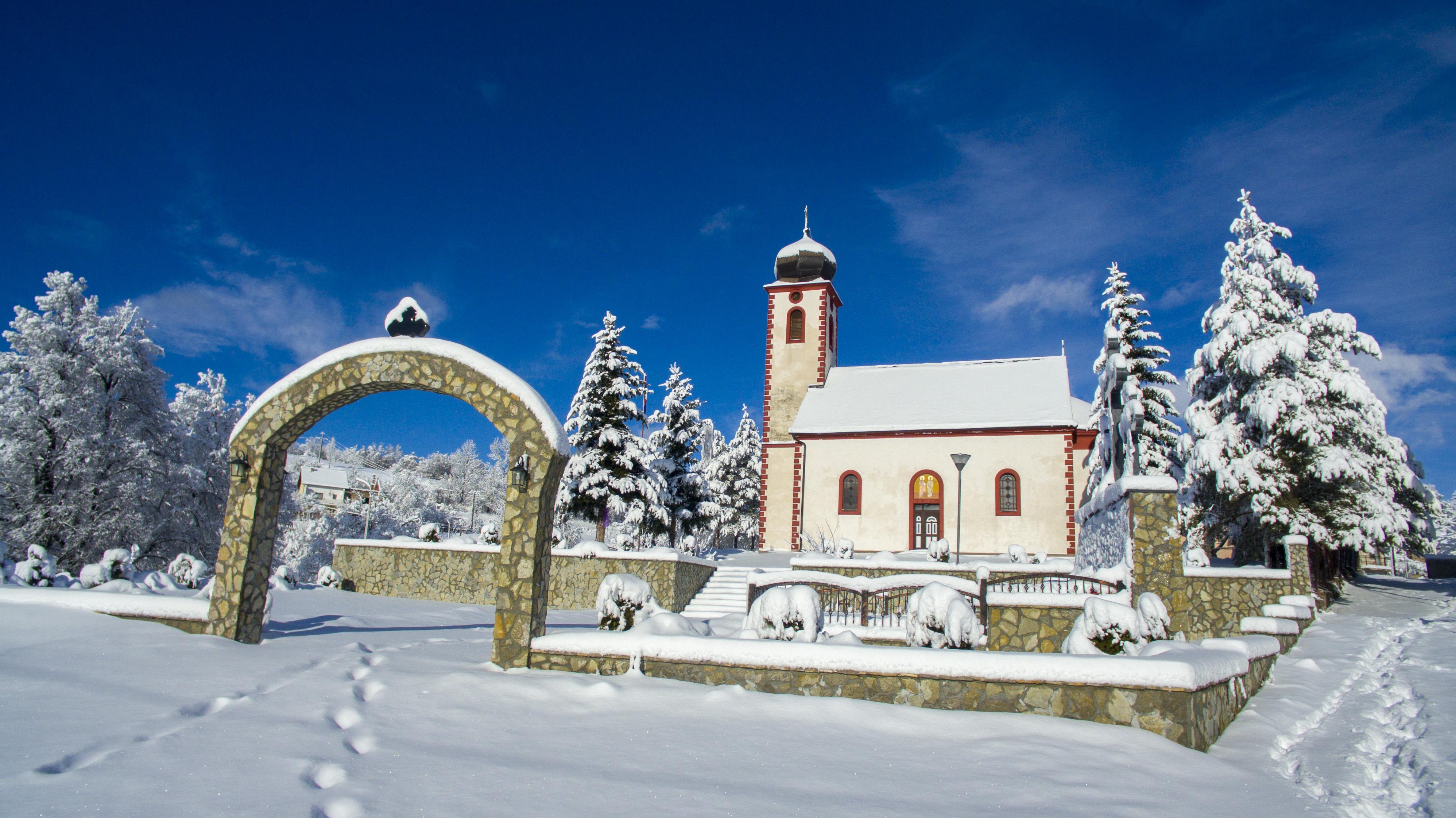 Crkva u Grahovu