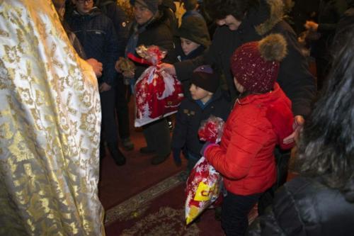 Dodela paketića deci Bosanskog Grahova