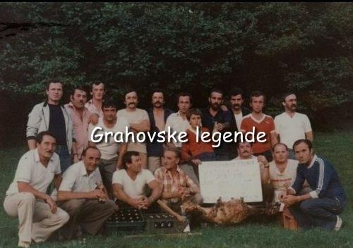 Grahovske legende